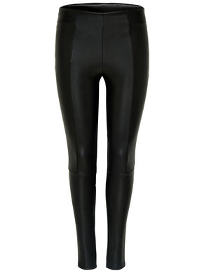 SIMILI CUIR LEGGINGS