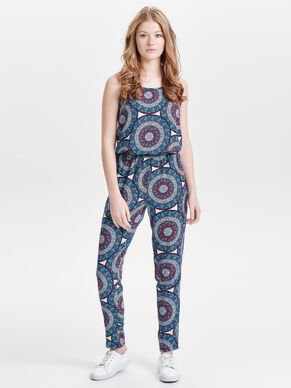 PRINTED JUMPSUIT