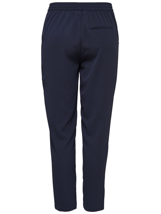 COULEUR UNIE PANTALON, Night Sky, large