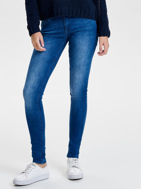 DYLAN LOW PUSH UP SKINNY FIT JEANS