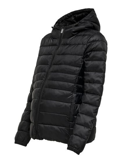 MAMA SHORT QUILTED JACKET