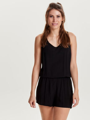 SOLID PLAYSUIT