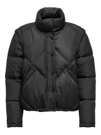 DETAILED QUILTED JACKET