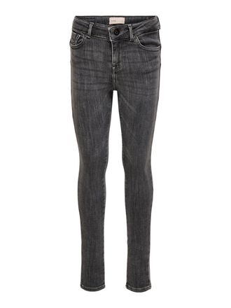 KONPOWER GREY SKINNY FIT JEANS