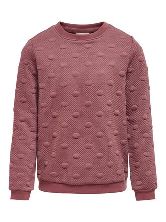 COL ROND SWEAT-SHIRT