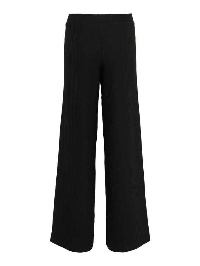 ANCHOS PANTALONES, Black, large