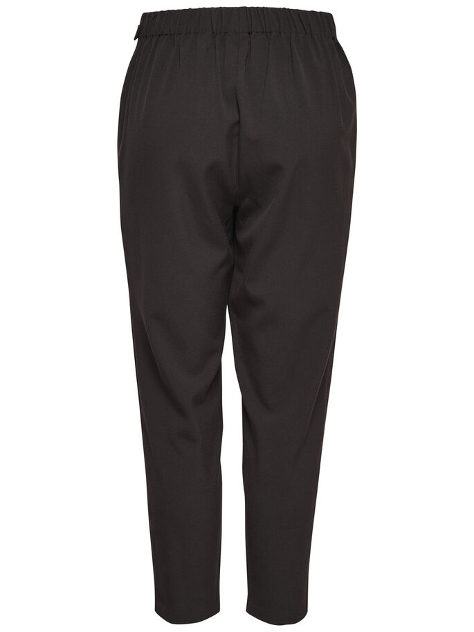 KNÖCHEL- HOSE, Black, large