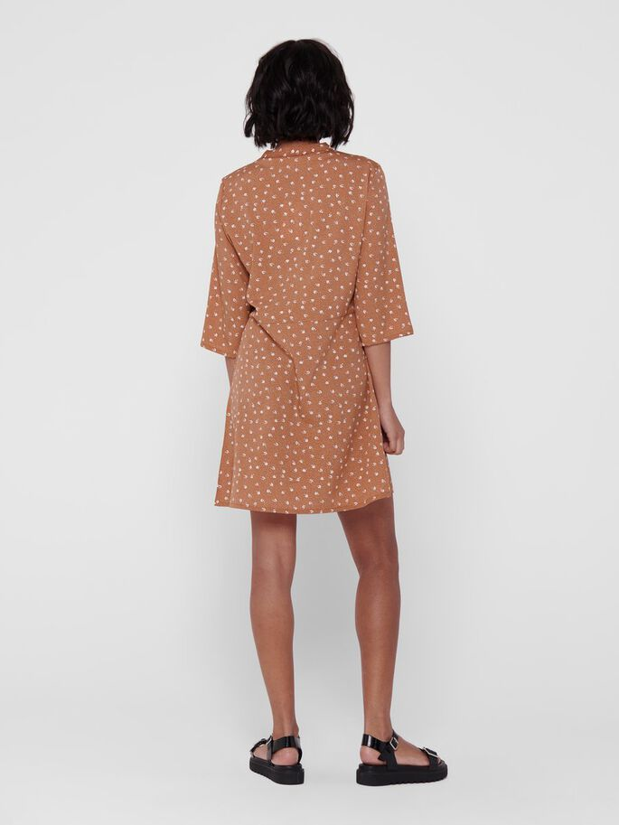 DOTTED DRESS, Adobe, large