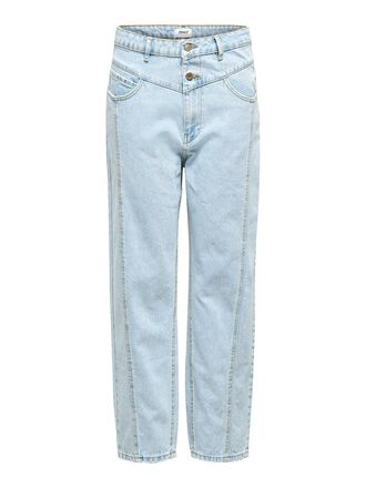 ONLISLA LIFE MID ANKLE STRAIGHT FIT JEANS