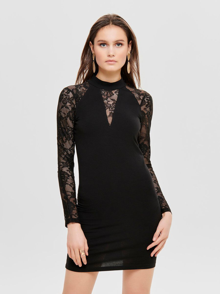 Long Sleeved Party Dresses