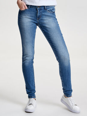 JDY LOW FLORENCE SKINNY FIT JEANS