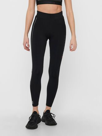 MESH DETAIL RUNNING TIGHTS