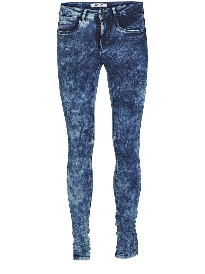 ROYAL ACID SKINNY FIT JEANS, Light Blue Denim, large
