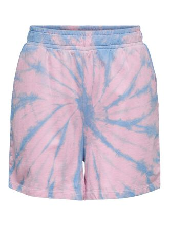 TIE DYE SWEAT SHORTS