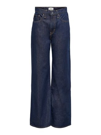 ONLHOPE LIFE HW WIDE STRAIGHT FIT JEANS