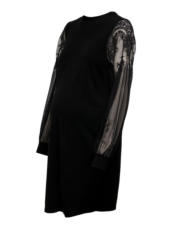 MAILLE ROBE, Black, large