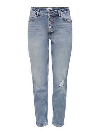 ONLBOBBY LIFE MID ANKLE STRAIGHT FIT JEANS