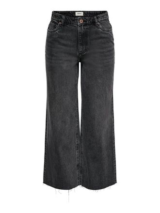 ONLSONNY HW LIFE CROPPED FLARED JEANS