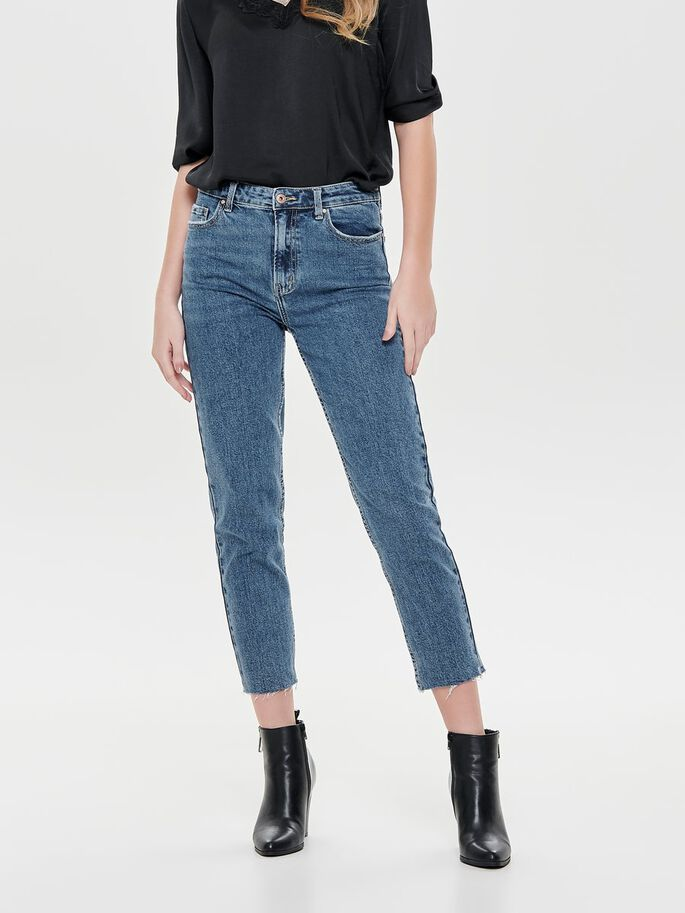 0fc4761d Onlemily hw straight fit jeans | ONLY