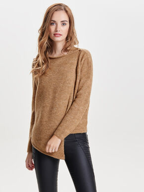 DRAPY KNITTED CARDIGAN
