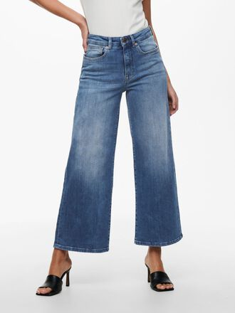 ONLMADISON LIFE HW WIDE HIGH WAISTED JEANS