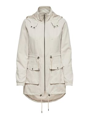 LONG PARKA COAT 032b5f9050