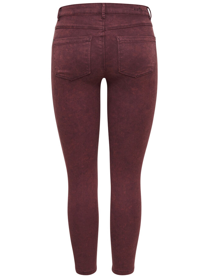 ROYAL RALLY COLOUR SKINNY FIT JEANS, Fudge, large