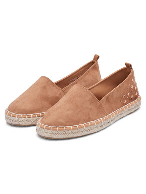 DETAILED ESPADRILLES