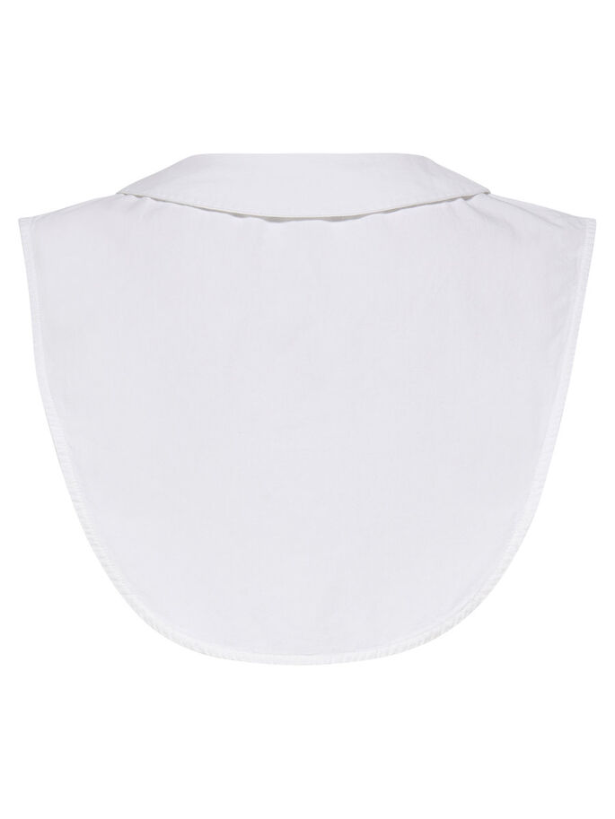 DETALJERET KRAVE, Bright White, large