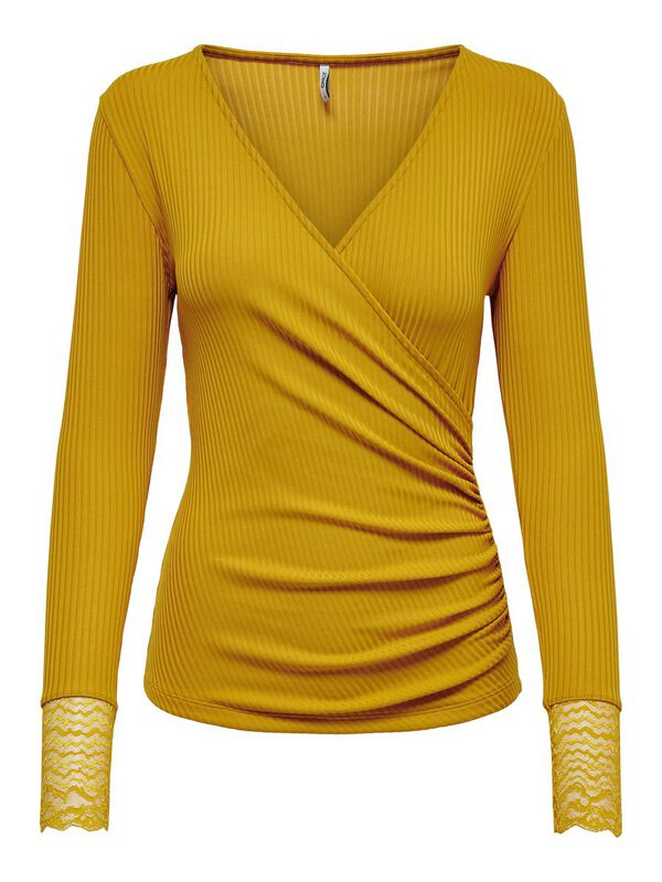 ONLY - only wrap long sleeved top  - 1