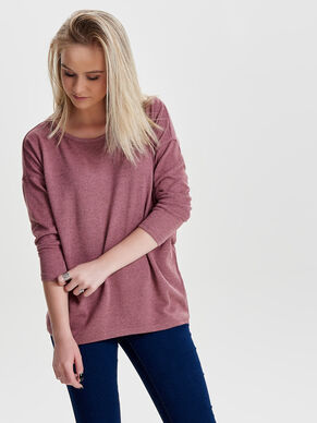 LOOSE FIT LANGERMET TOPP