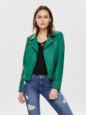 781a5299a14a93 Leather and leather look - Shop leather and leather look jackets and ...