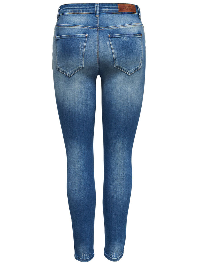 KAMMA REG CHEVILLE JEAN SKINNY, Medium Blue Denim, large