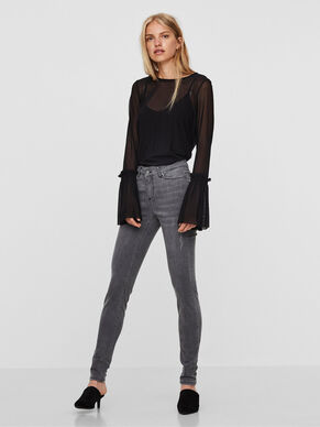 SEVEN NW SUPER SKINNY FIT JEANS