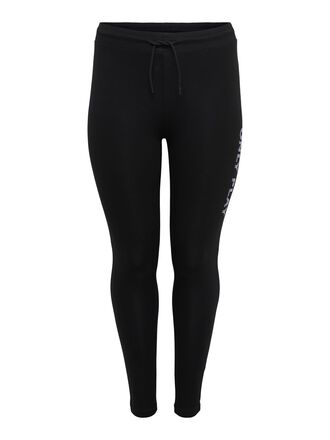 CURVY HIGH WAIST LEGGINGS