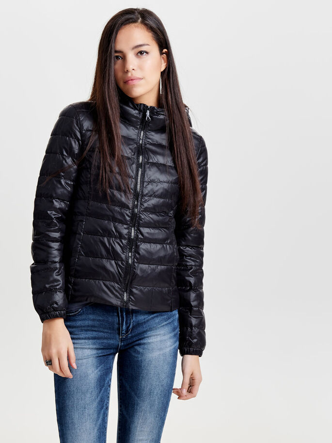 Quilted short jacket | ONLY