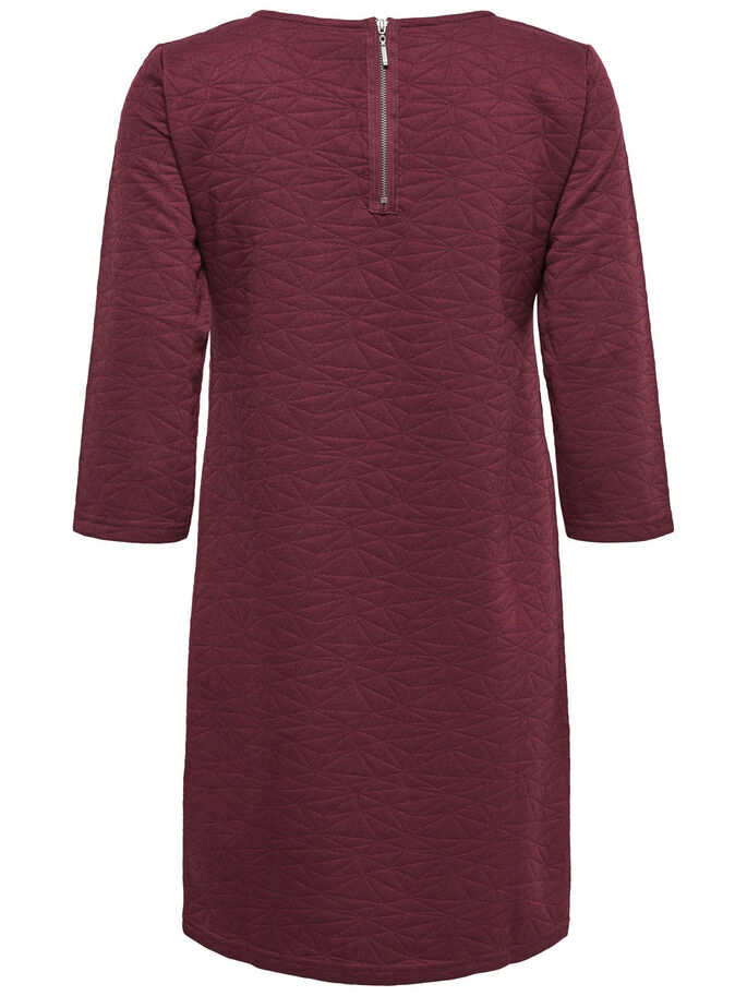 MANCHES 3/4 ROBE EN MOLLETON, Zinfandel, large