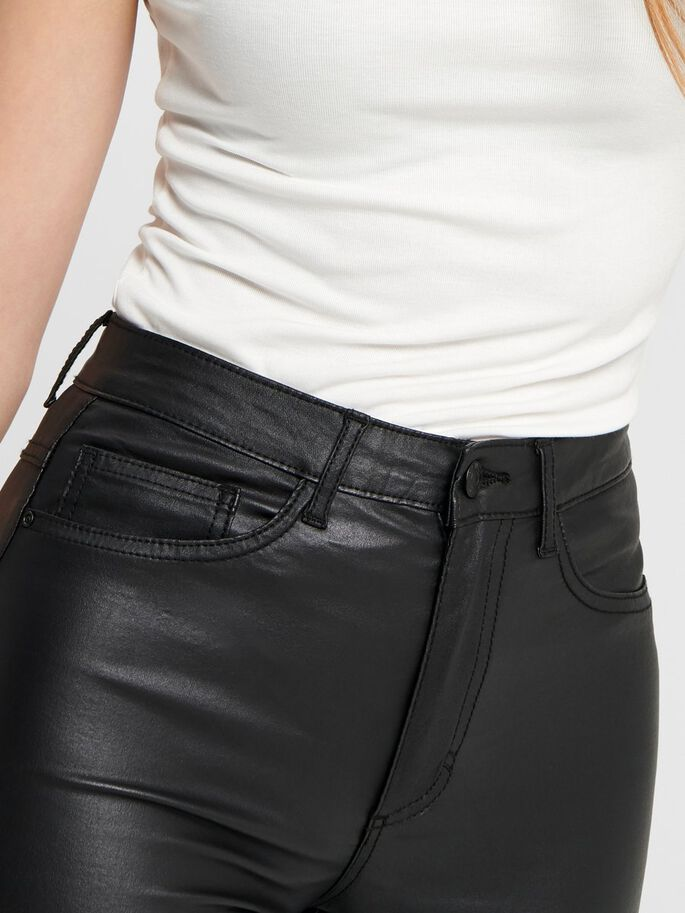 ONLY Female Skinny Fit Jeans ONLRoyal HW Rock Coated