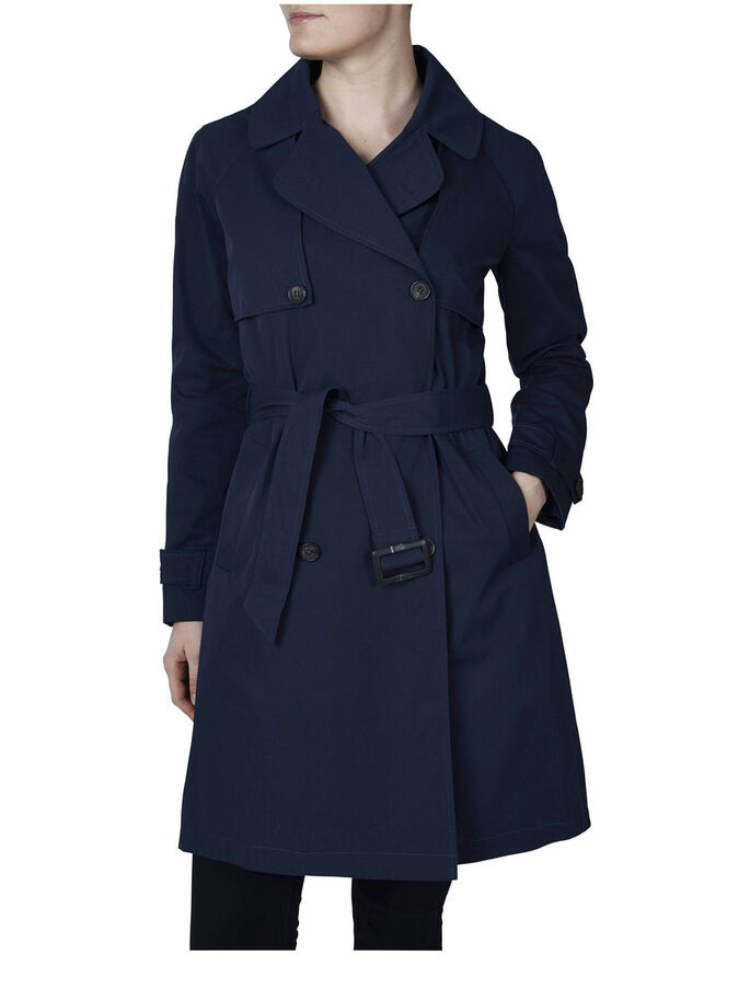 TRENCH COAT, Total Eclipse, large