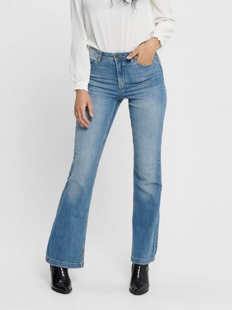 JDY FLONA HIGH FLARED JEANS