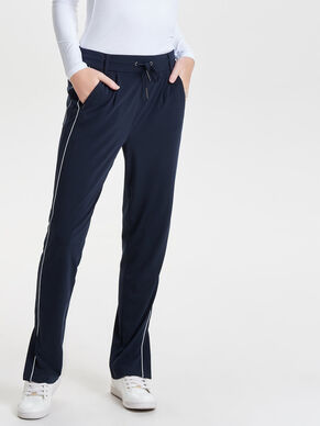DETAILED TROUSERS
