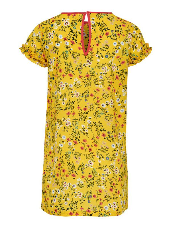ONLY - only kids only printed short sleeved dress  - 2