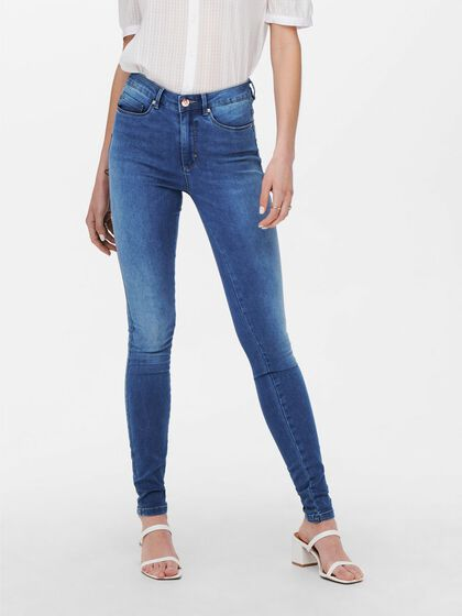 ONLROYAL LIFE HW SKINNY FIT JEANS