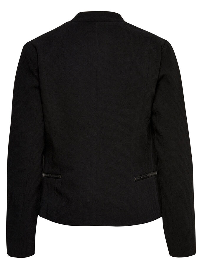 OUVERT BLAZER, Black, large