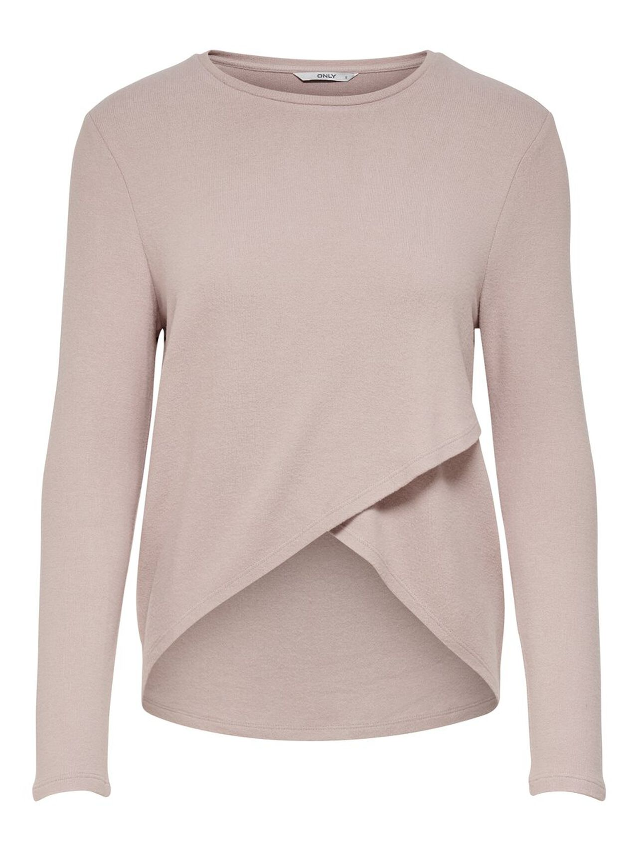 ONLY Long Sleeved Blouse Women Pink
