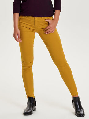 RAIN REG COLOUR SKINNY FIT JEANS