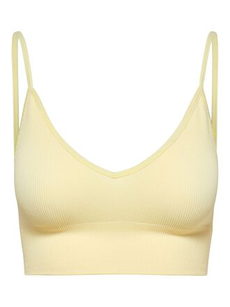 SEAMLESS V-NECK BRA