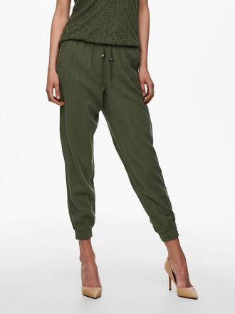 LOOSE FITTED TROUSERS
