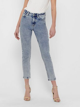ONLERICA LIFE MID ANKLE STRAIGHT FIT JEANS
