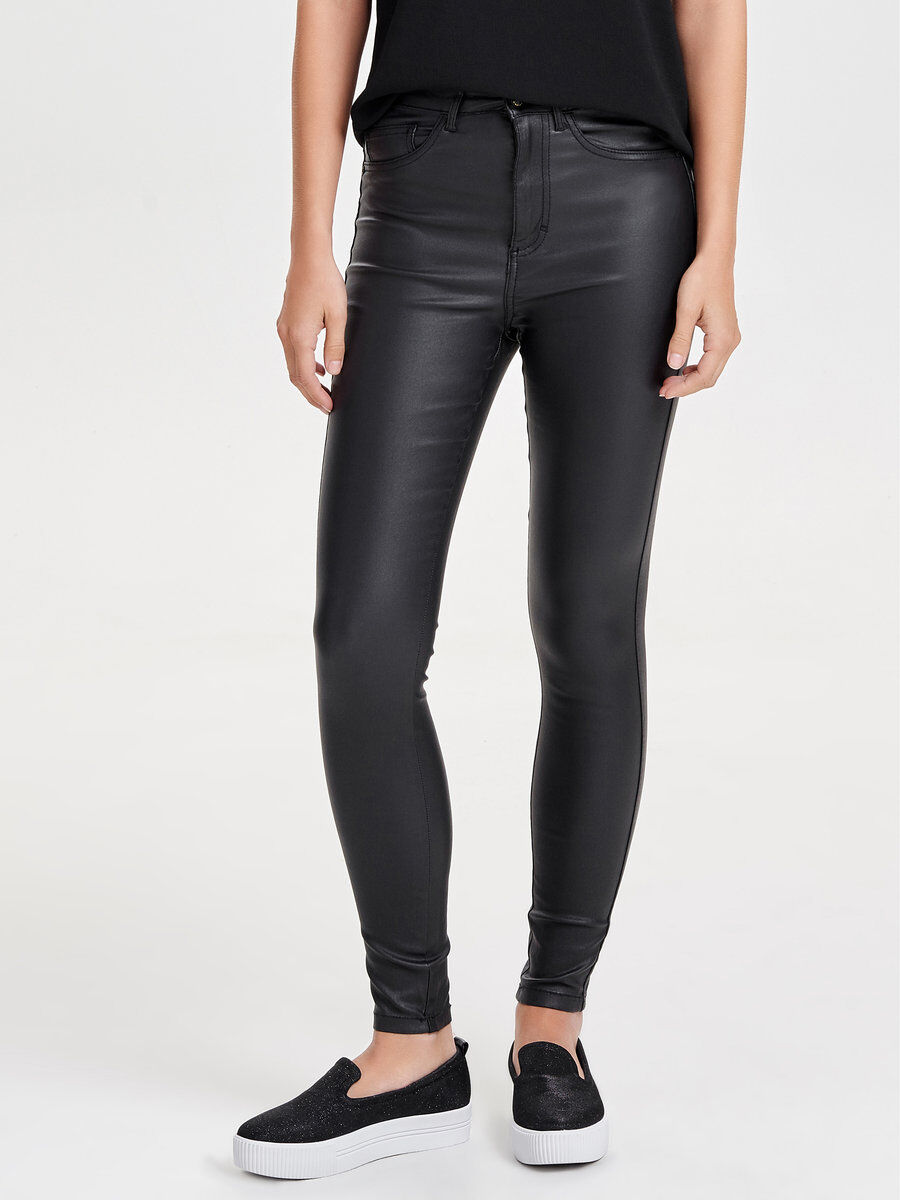 Only royal high skinny fit jeans